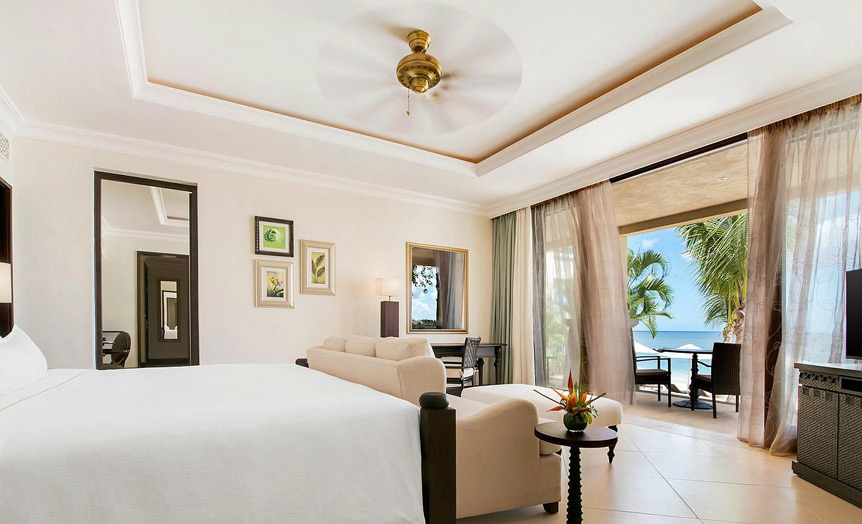 Отель The Westin Turtle Bay Resort & Spa Mauritius. Номер категории Heavenly Suite.