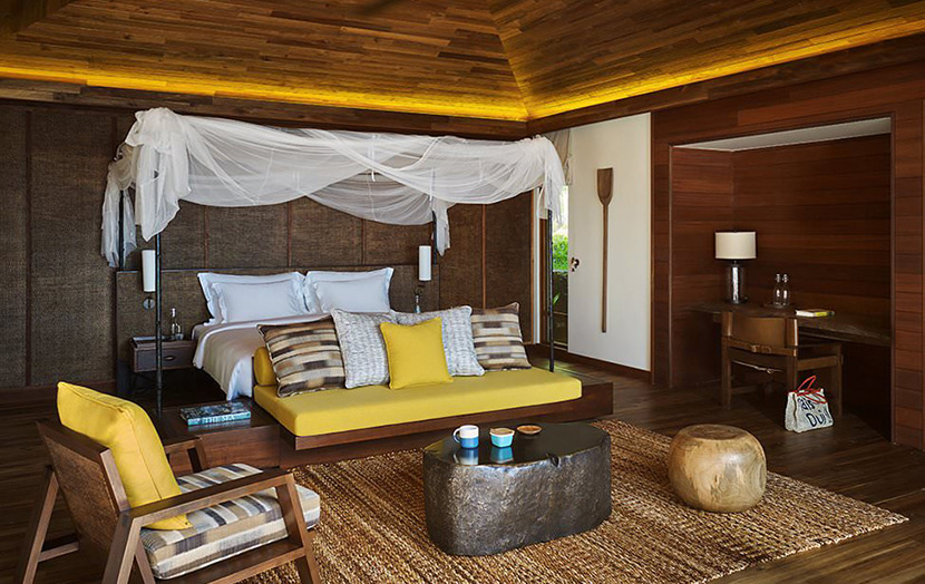 Six Senses Zil Pasyon Two-Bedroom Pool Villa