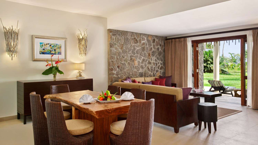 Kempinski Seychelles Resort One Bedroom Hill View Suite