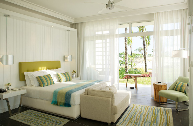 Отель Long Beach Mauritius. Superior Room.
