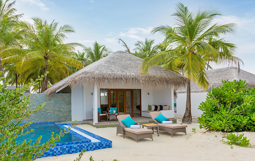 Отель Cocoon Maldives, Beach Pool Suite