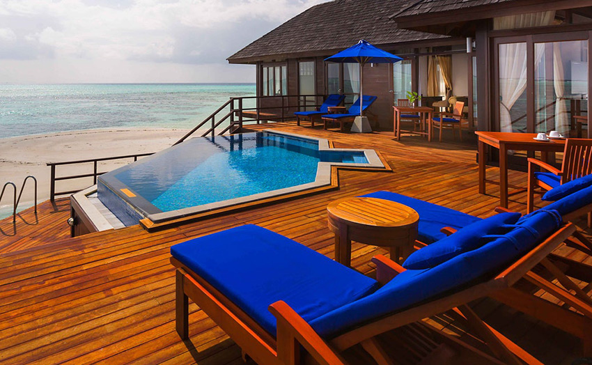 Olhuveli Presidential Water Suite