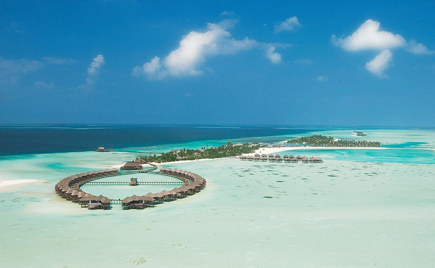 Отель Olhuveli Beach Spa Maldives