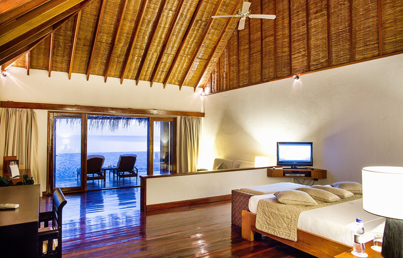 Palm Beach Resort Spa Maldives Suite
