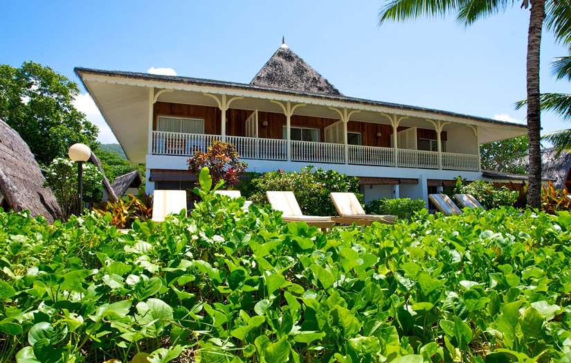La Digue Island Lodge отель номера Beach House