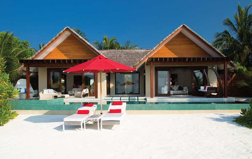 Per Aquum Niyama Maldives, One Bedroom Beach Pavilion with Pool