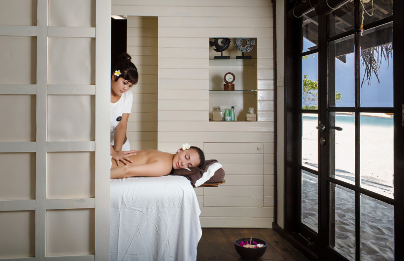 Отель Palm Beach Resort Spa Maldives Спа