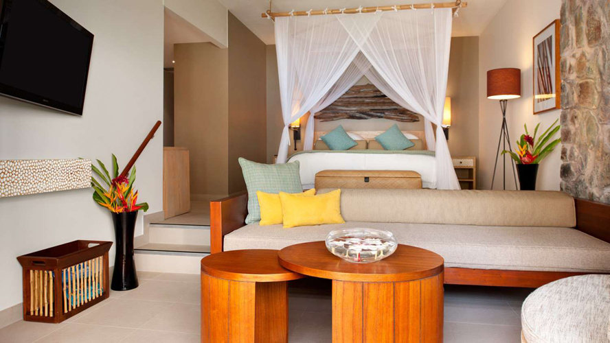 Kempinski Seychelles Resort Sea View Room