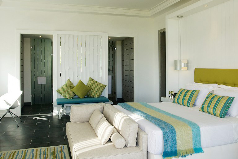 Отель Long Beach Mauritius. Family Room.