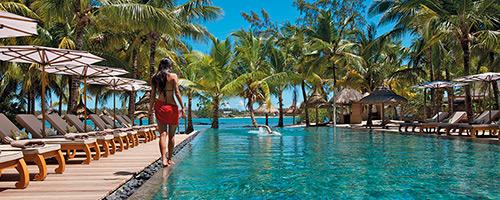 Медовый месяц, скидка для молодоженов на Маврикии - Constance Hotels