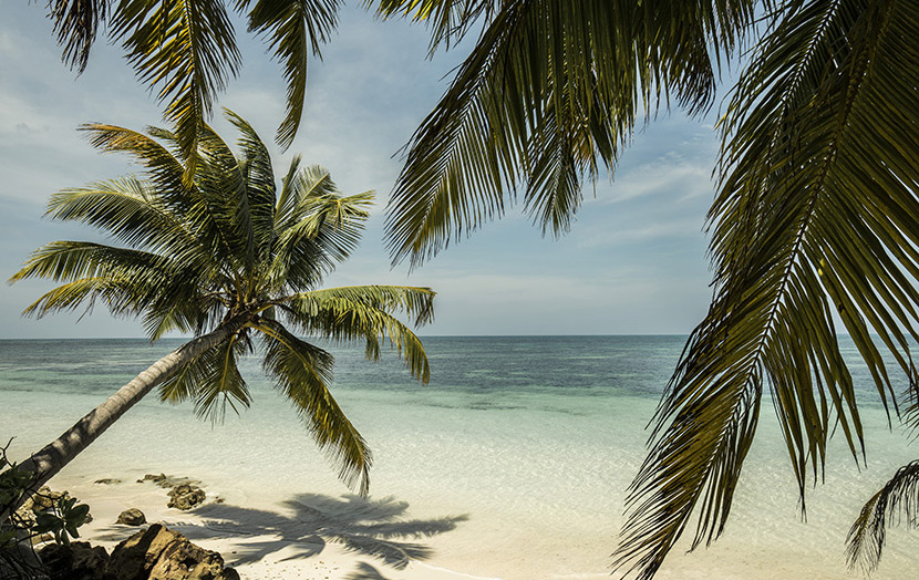 Four Seasons Desroches Island пляж