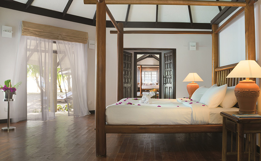 Отель Kihaad Maldives. Вилла Family Junior Suite.