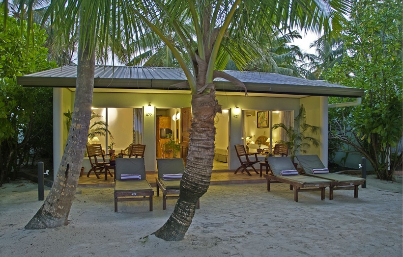Sun Island Resort Standard Beach Bungalow