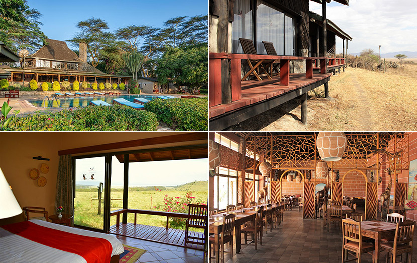 Фото отеля Lake Nakuru Lodge