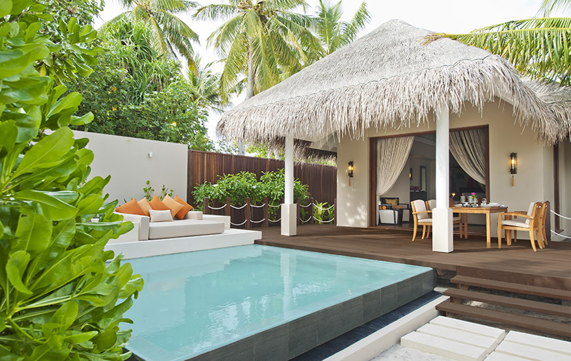 Отель Ayada Maldives. Beach Suite.