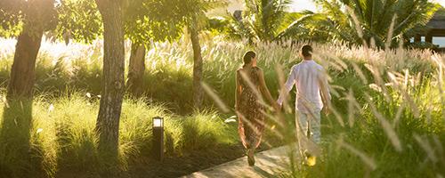 Медовый месяц, скидка для молодоженов на Маврикии - Four Seasons