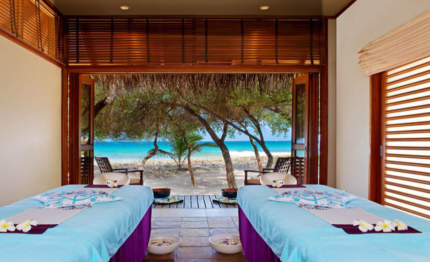 Отель Sheraton Maldives Full Moon Resort & Spa. Спа-центр.