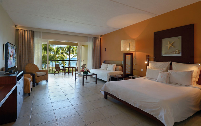 Отель Beachcomber Le Victoria - Superior Room