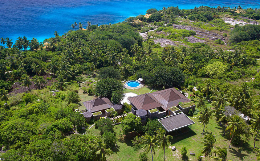 Фото отеля Fregate Island Private - спа-центр