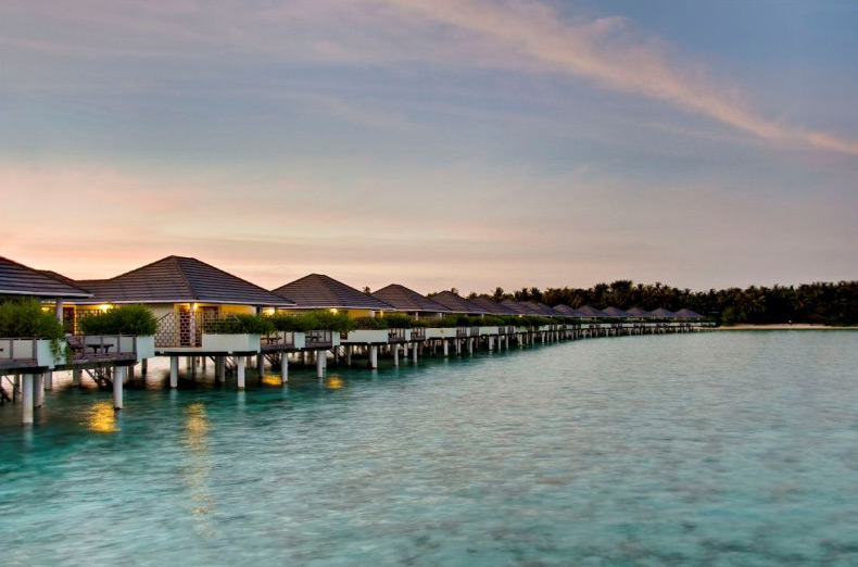 Sun Island Resort Water Bungalows