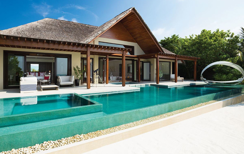 Per Aquum Niyama Maldives, Two Bedrooms Beach Pavilion with Pool