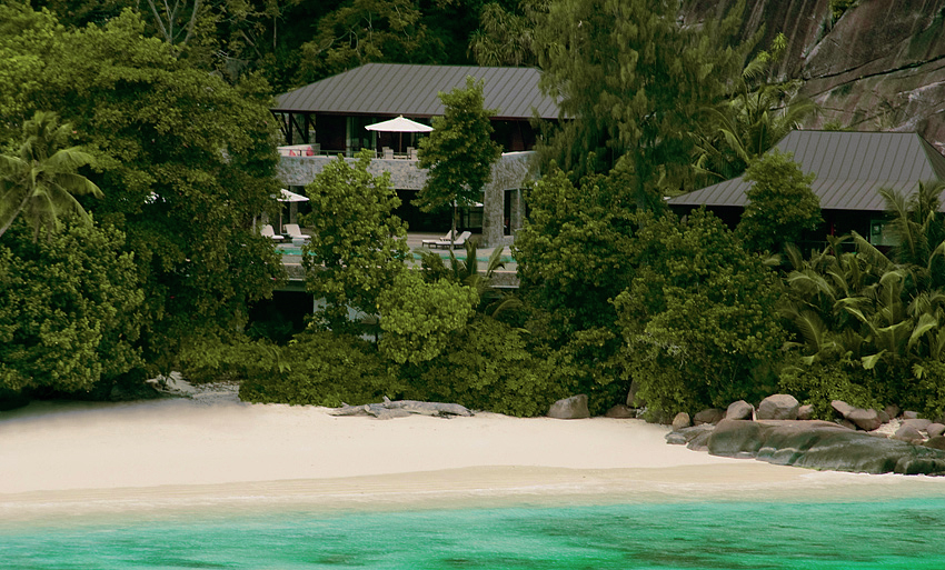Four Seasons Resort Seychelles, отель, вилла, Three-Bedroom Royal Suite,