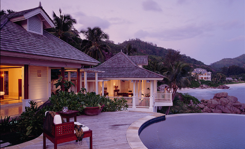 Banyan Tree Seychelles Royal Banyan Ocean View Pool Villa