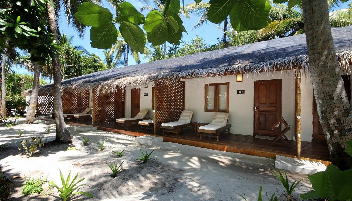 Palm Beach Resort Spa Maldives Diving Villa