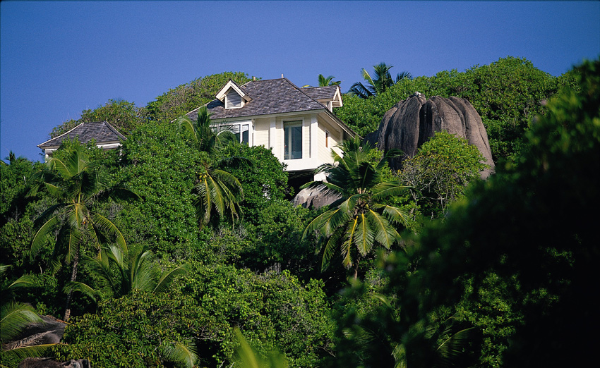 Banyan Tree Seychelles Sanctuary Ocean View Pool Villa