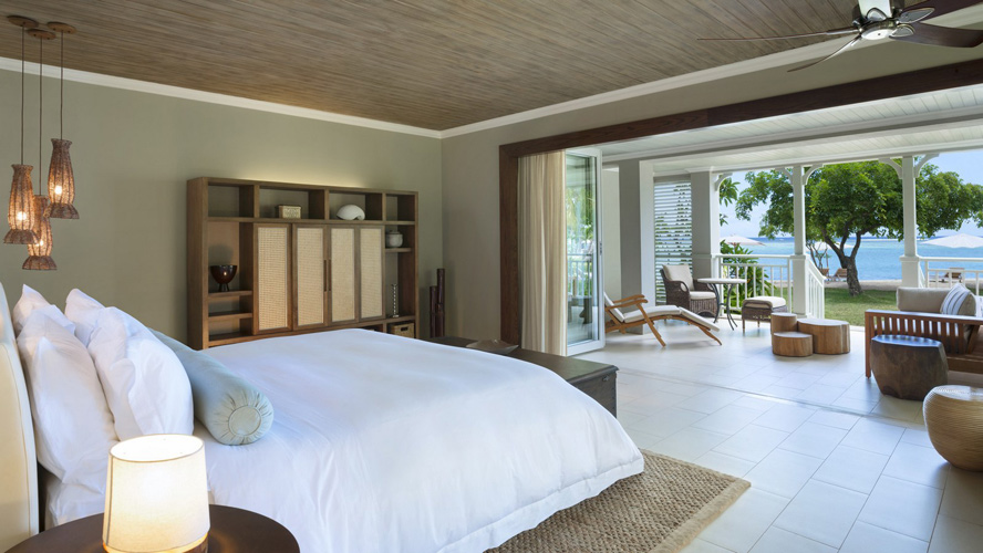 The St. Regis Mauritius Resort, отель, Beachfront Junior Suite,