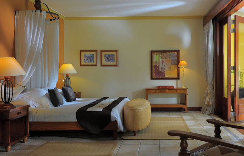 Отель Beachcomber Dinarobin Hotel Golf & Spa. Club Senior Suite