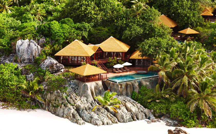 Отель Fregate Island Private - вилла