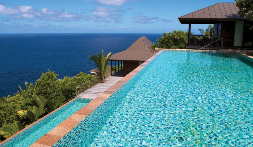 Four Seasons Resort Seychelles, отель, вилла, Five-Bedroom Residence Villa,
