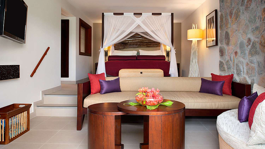 Kempinski Seychelles Resort Deluxe Sea View Room