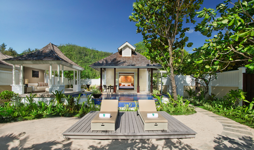 Banyan Tree Seychelles Beachfront Pool Villa