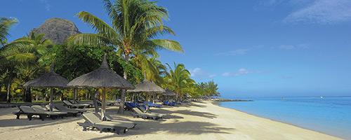 Медовый месяц, скидка для молодоженов на Маврикии