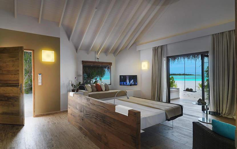 Отель Cocoon Maldives, Beach Suite
