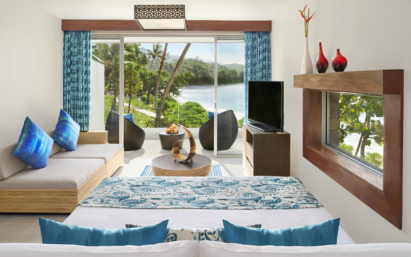 Фото отеля Seychelles Barbarons Resort - Avani Ocean View Suite, спальня