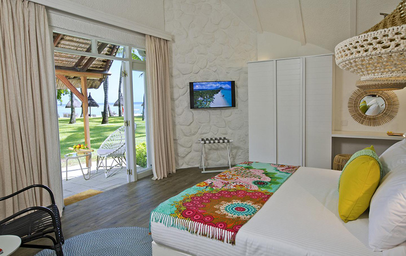 La Pirogue Resort & Spa, отель, Beach Pavilion