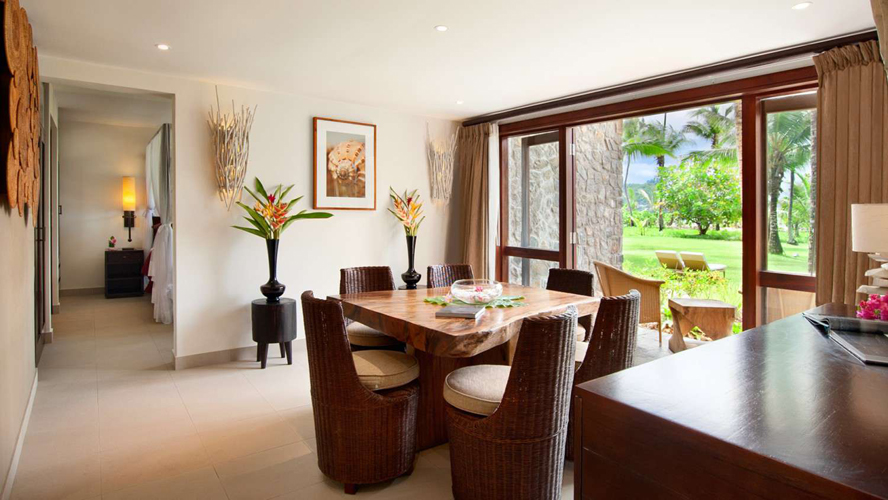 Kempinski Seychelles Resort One Bedroom Beachside Suite