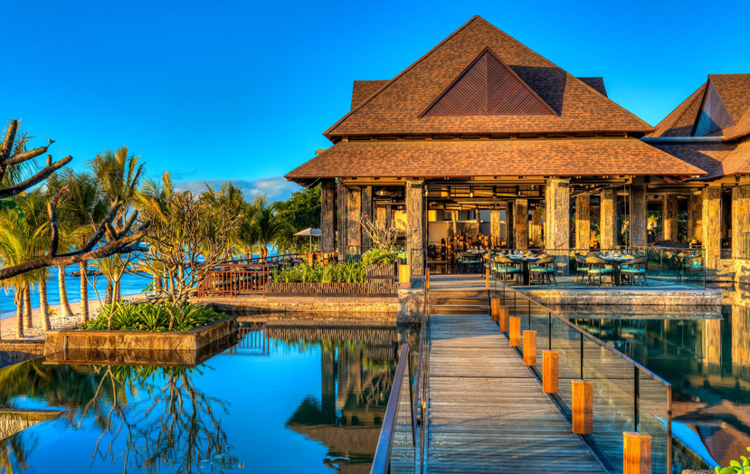 Отель The Westin Turtle Bay Resort & Spa Mauritius. Ресторан Seasonal Tastes.