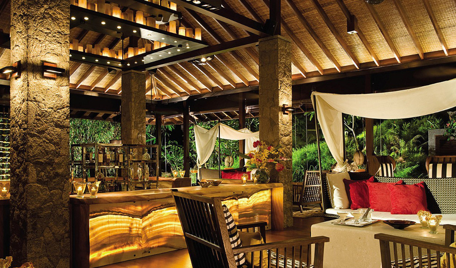 Four Seasons Resort Seychelles, отель, бар ZEZ