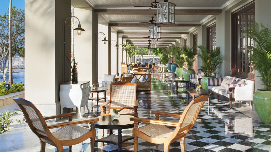 Отель The St. Regis Mauritius Resort - The 1904 Bar