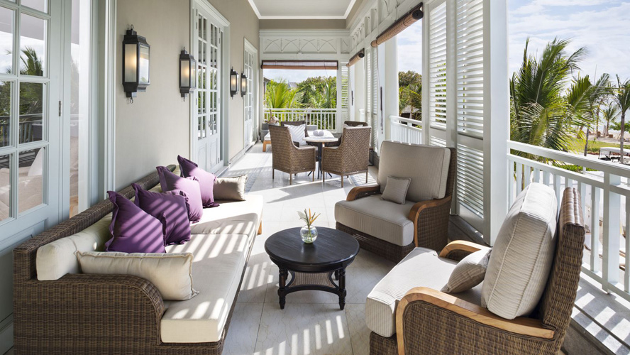The St. Regis Mauritius Resort, отель, Ocean View Grand Manor House Suite,