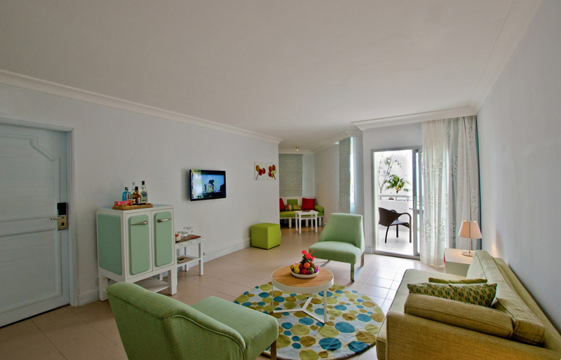 Ambre Resort & Spa, отель, Suite,