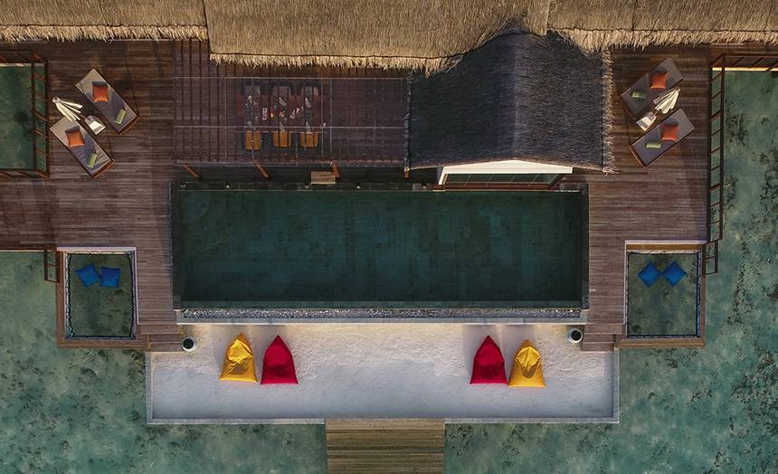 OZEN Water Suite, отель Ozen by Atmosphere at Maadhoo