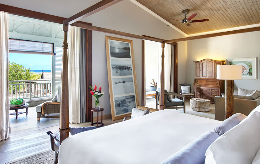 The St. Regis Mauritius Resort, отель, Ocean View Manor House Suite,