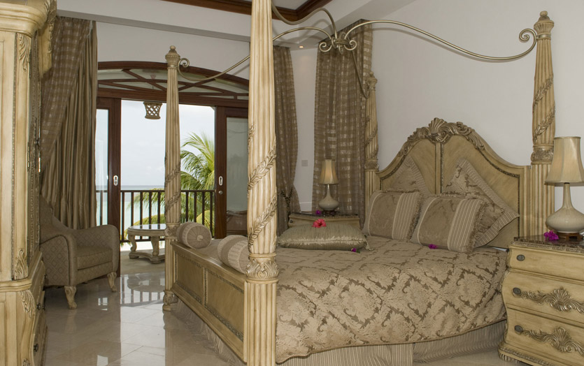 Отель Village Du Pecheur. Номера категории Luxury Ocean View Rooms